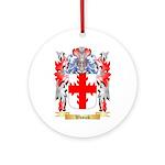 Wasiak Round Ornament