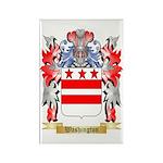 Washington Rectangle Magnet (100 pack)