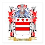 Washington Square Car Magnet 3