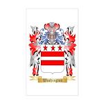 Washington Sticker (Rectangle)