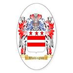 Washington Sticker (Oval 10 pk)