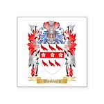Washburn Square Sticker 3