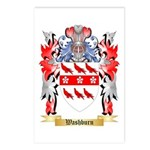 Washburn Postcards (Package of 8)