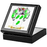 Warwick Keepsake Box