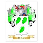 Warwick Small Poster