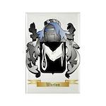Warton Rectangle Magnet (100 pack)