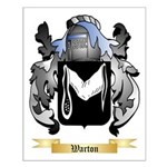 Warton Small Poster