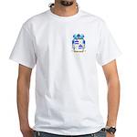Warring White T-Shirt