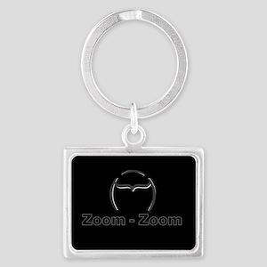 Zoom Landscape Keychain Keychains