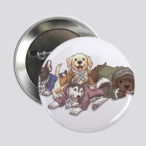 "Hamilton Musical x Dogs 2.25"" Button (10 pack)"
