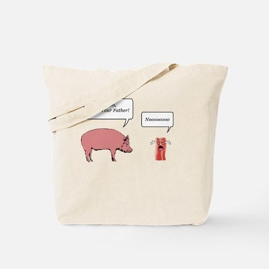 Unique Bacon Tote Bag