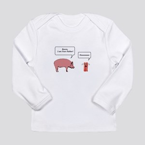 Bacon, I am Your Farther Long Sleeve T-Shirt