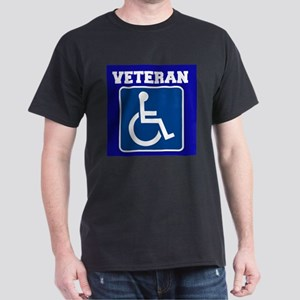 Disabled Handicapped Veteran T-Shirt