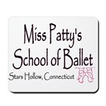 Miss Patty's Mousepad