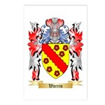 Warrin Postcards (Package of 8)