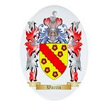Warrin Oval Ornament
