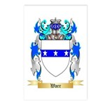 Warr Postcards (Package of 8)