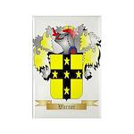 Warner 2 Rectangle Magnet (100 pack)