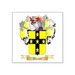 Warner 2 Square Sticker 3