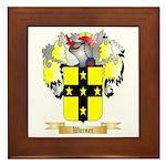 Warner 2 Framed Tile