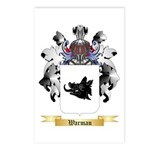 Warman Postcards (Package of 8)