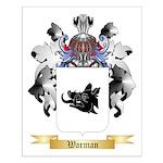 Warman Small Poster