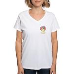 Warfe Women's V-Neck T-Shirt