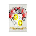 Warfe Rectangle Magnet (100 pack)