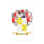 Warfe Sticker (Rectangle 50 pk)
