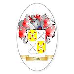Warfe Sticker (Oval 10 pk)