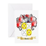 Warfe Greeting Card