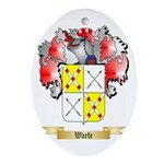 Warfe Oval Ornament