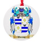 Wareing Round Ornament