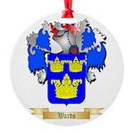 Wards Round Ornament