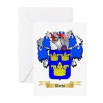 Wards Greeting Cards (Pk of 10)