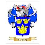 Wardman Small Poster