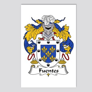 Fuentes Postcards (Package of 8)