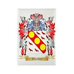 Wardley Rectangle Magnet (100 pack)