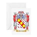 Wardley Greeting Card