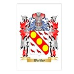 Wardley Postcards (Package of 8)