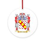 Wardley Round Ornament