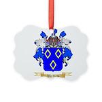 Wardlaw Picture Ornament