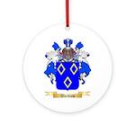 Wardlaw Round Ornament