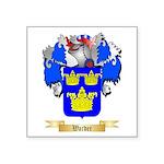Warder Square Sticker 3