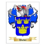 Warder Small Poster