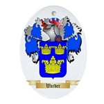 Warder Oval Ornament