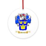 Warder Round Ornament