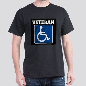 Disabled Handicapped Veteran T-Shirt