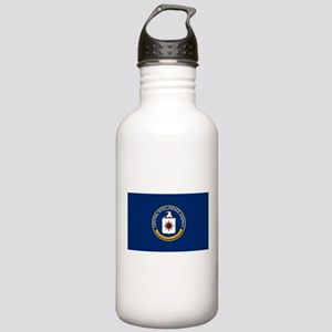 CIA Flag Stainless Water Bottle 1.0L