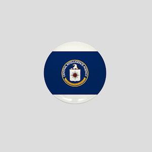 CIA Flag Mini Button